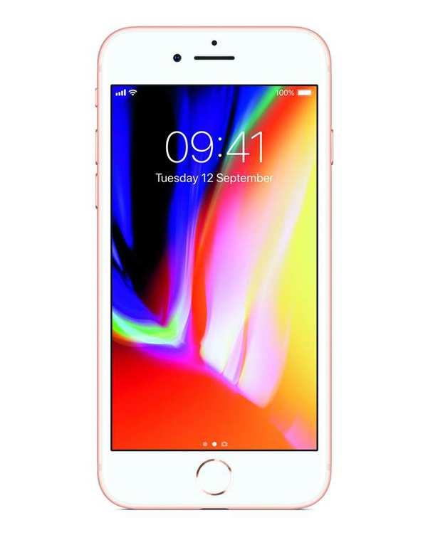 گوشی موبایل اپل مدل iphone 8 Gold ظرفیت 256 گیگابایت
