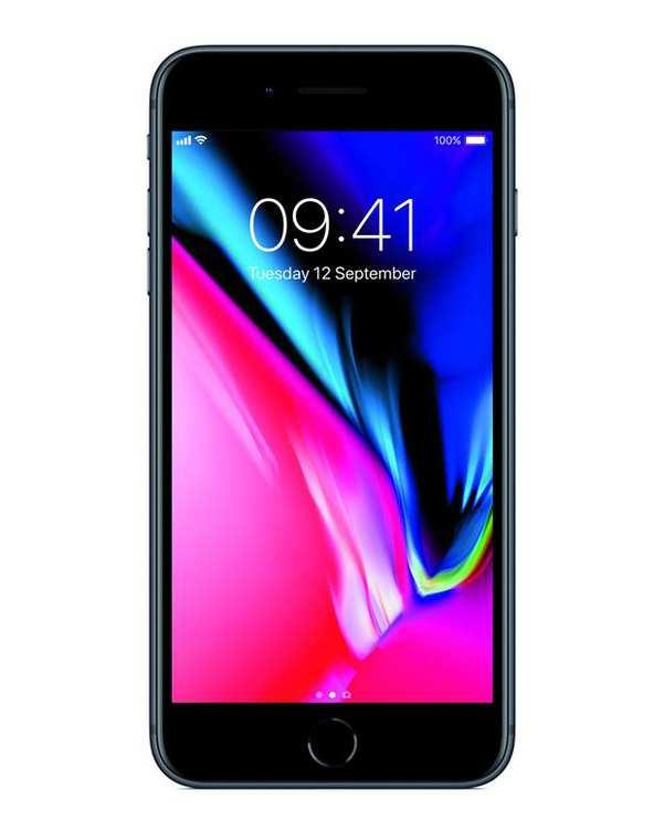 گوشی موبایل اپل مدل iPhone 8 Plus ظرفیت 64 گیگابایت طوسی