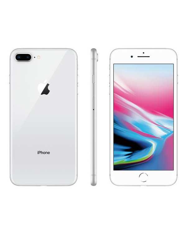 گوشی موبایل اپل iPhone 8 Plus ظرفیت 64 گیگابایت نقره ای