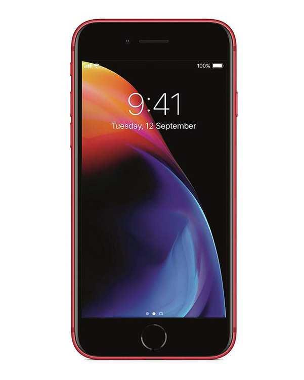 گوشی موبایل اپل مدل iPhone 8 Plus ظرفیت 64 گیگابایت قرمز