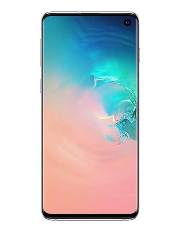 گوشی موبایل سامسونگ Galaxy S10 128GB Dual SIM 4G White