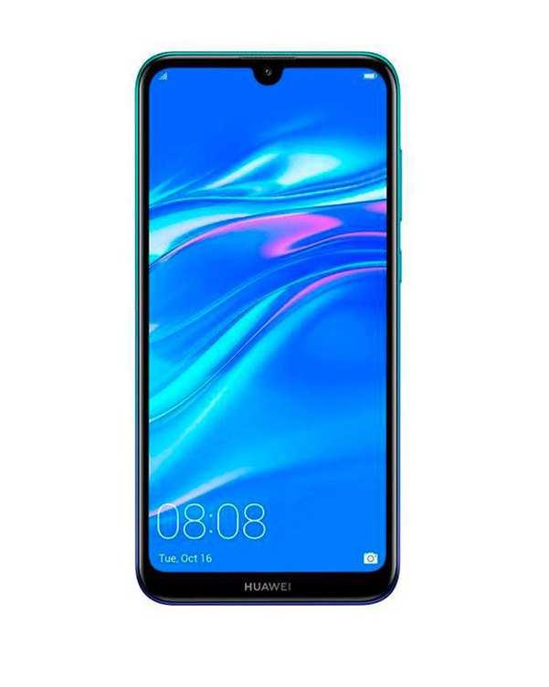 گوشی موبایل هوآوی مدل Y7 Prime 2019 دو سیم کارت ظرفیت 32 گیگابایت آبی