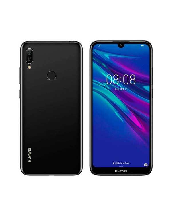 گوشی موبایل هوآوی مدل Y6 Prime 2019 MRD-LX1F دو سیم کارت ظرفیت 32 گیگابایت مشکی