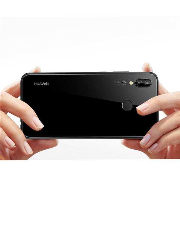 گوشی موبایل هوآوی مدل Nova 3e ANE-LX1 دو سیم کارت ظرفیت 64 گیگابایت مشکی
