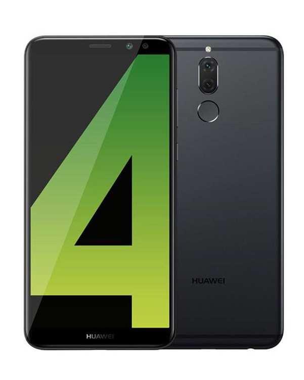 گوشی موبایل هوآوی مدل Mate 10 lite RNE-L21 دو سیم کارت مشکی