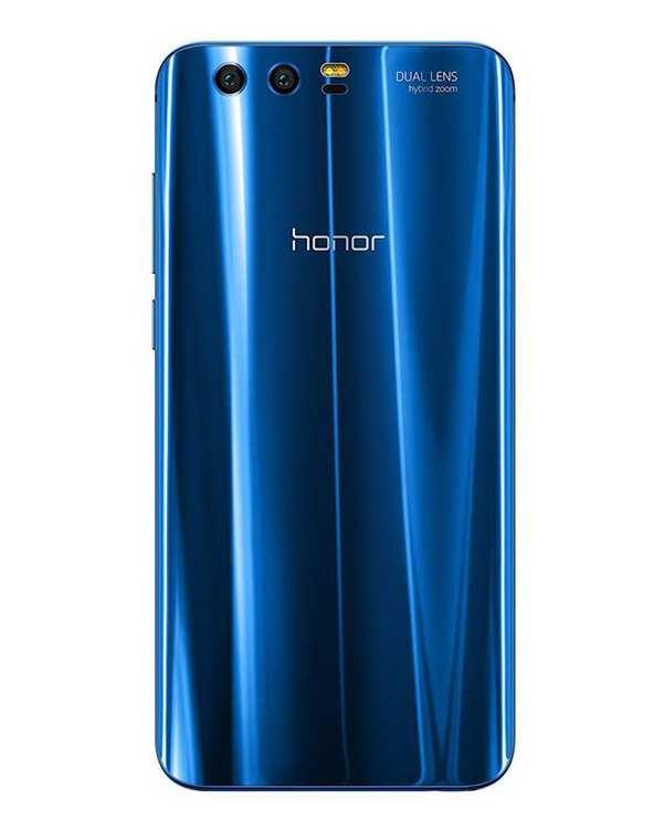 گوشی موبایل آنر مدل 9 STF-L09 دو سیم کارت ظرفیت 128 گیگابایت آبی
