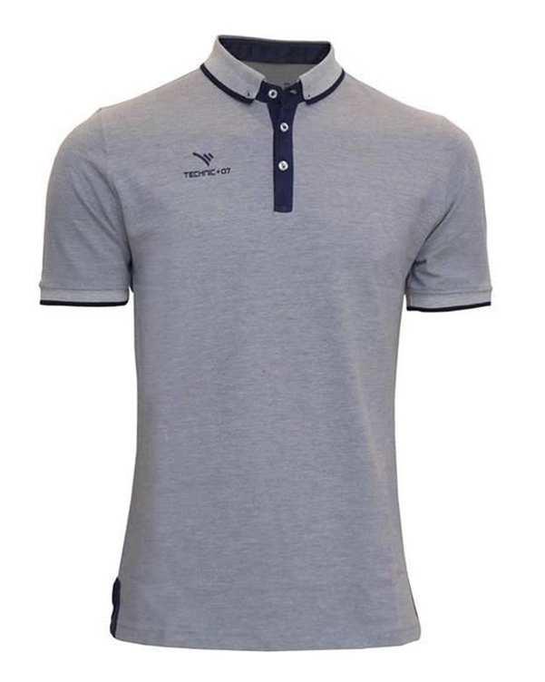 تی شرت ورزشی پنج دکمه ملانژ TS127 تکنیک