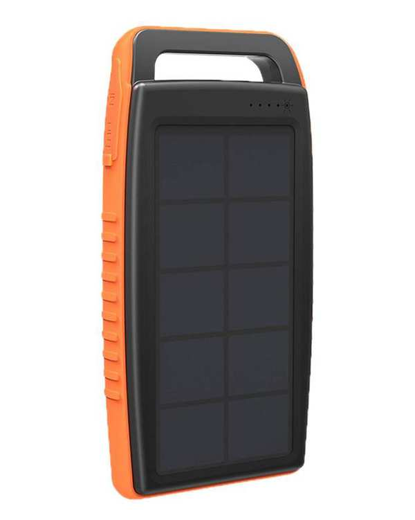 پاور بانک خورشیدی مدل RP-PB003 ظرفیت 15000mAh راوپاور