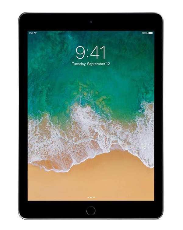 تبلت آیپد iPad 9.7 inch (2018) 4G با ظرفیت 128 گیگ مشکی