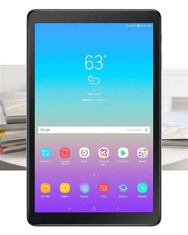 تبلت Galaxy TAB A 10.5 2018 LTE مشکی 32گیگ سامسونگ