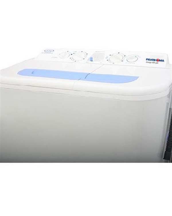 ماشین لباسشویی مدل PWB-8554 ظرفیت 8.5 کیلوگرم پاکشوما