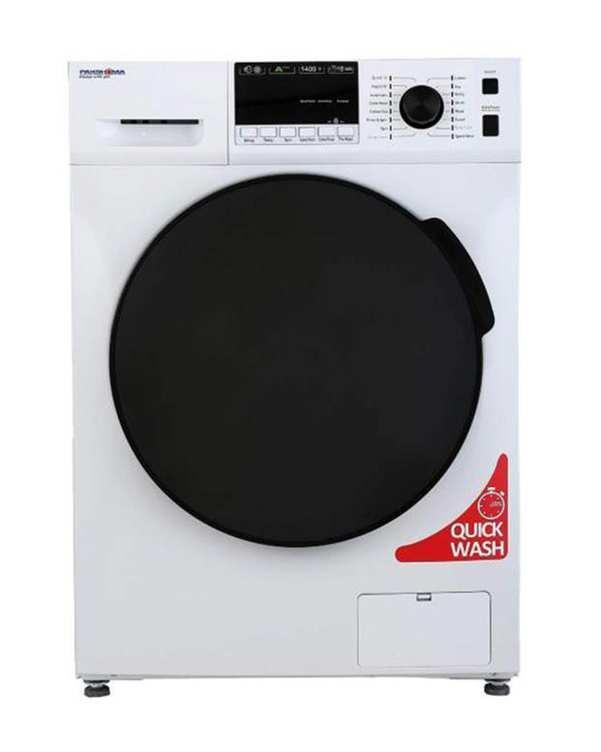 ماشین لباسشویی مدل TFU-74401 ظرفیت 7 کیلوگرم پاکشوما