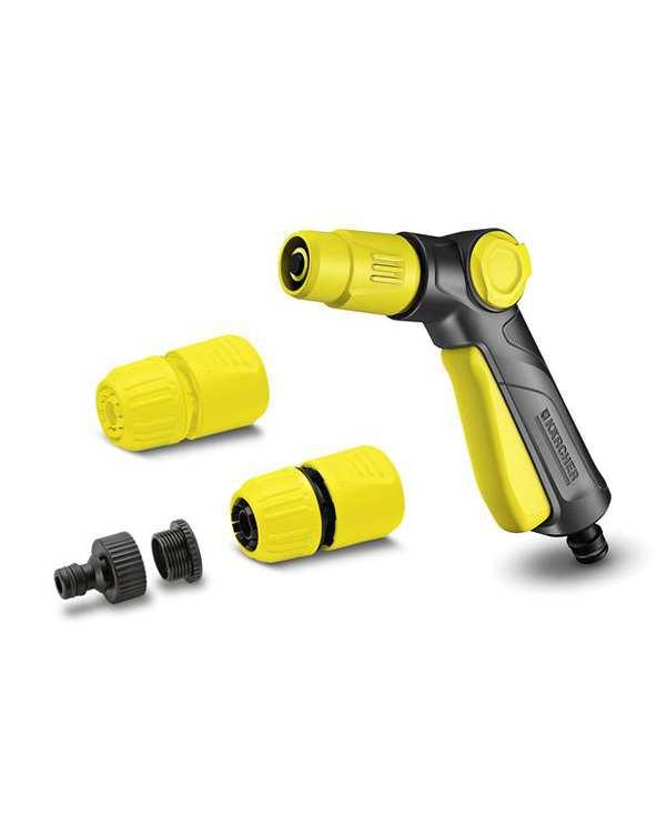 سری آب پاش زرد مشکی مدل SG 2440 کارچر