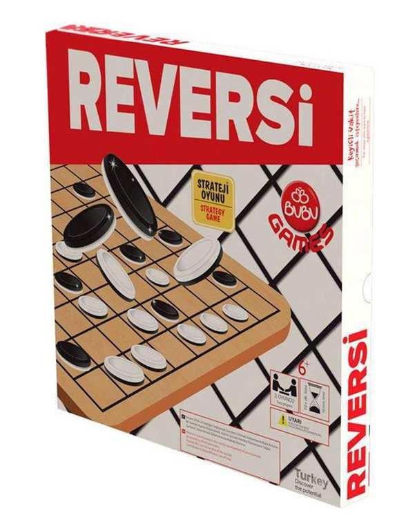 بازی فکری مدل ریورسی کد 01 بوبو