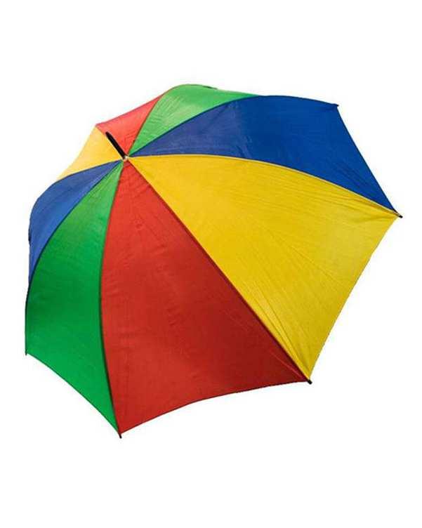 چتر طرح رنگین کمان کد 01