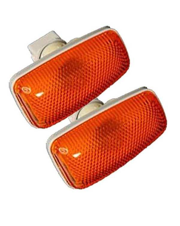 بسته 2 عددی چراغ گلگیر مدل AM 5964 کیان پارس یدک پراید