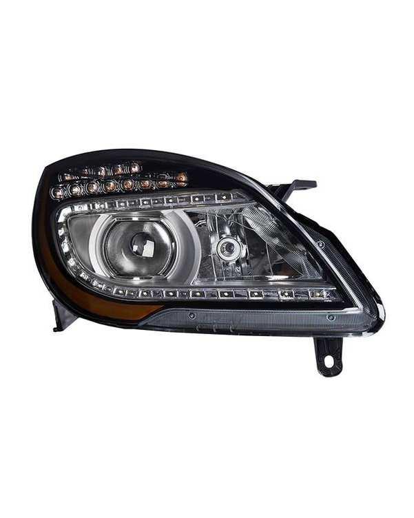 چراغ جلو مدل AAB4121200 مناسب خودروهای لیفان LF-X50