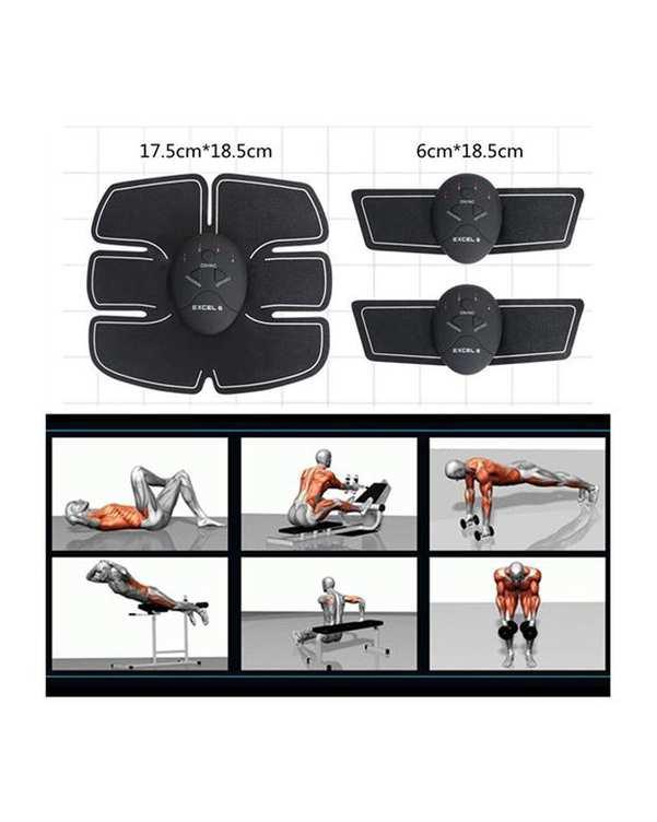 دستگاه ماهیچه ساز و چربی سوز مدل Smart Muscle Victor