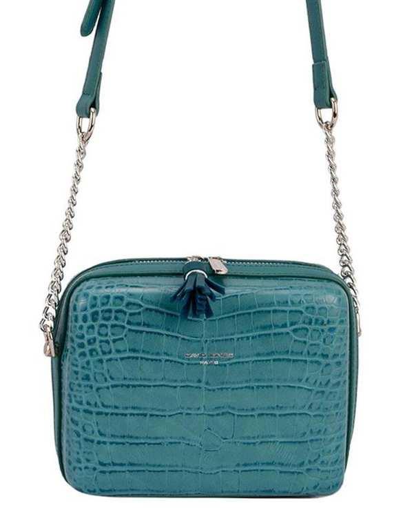 کیف زنانه دوشی مدل cm5660 کله غازی دیوید جونز