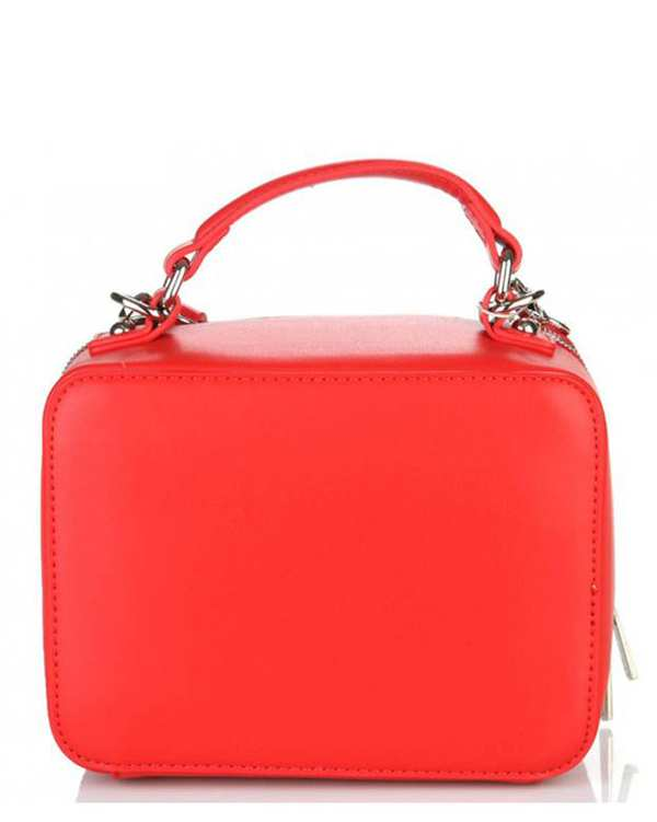 کیف زنانه دوشی مدل 3-6272 قرمز دیوید جونز