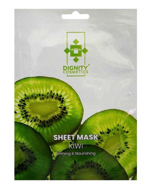 ماسک صورت نقابی حاوی عصاره کیوی دیگنیتی