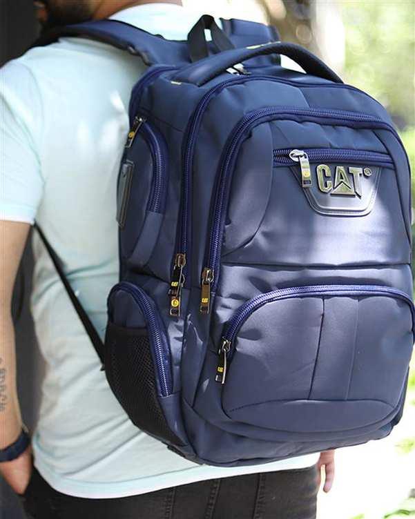 کوله پشتی مدل BB02 سرمه ای استار بگ