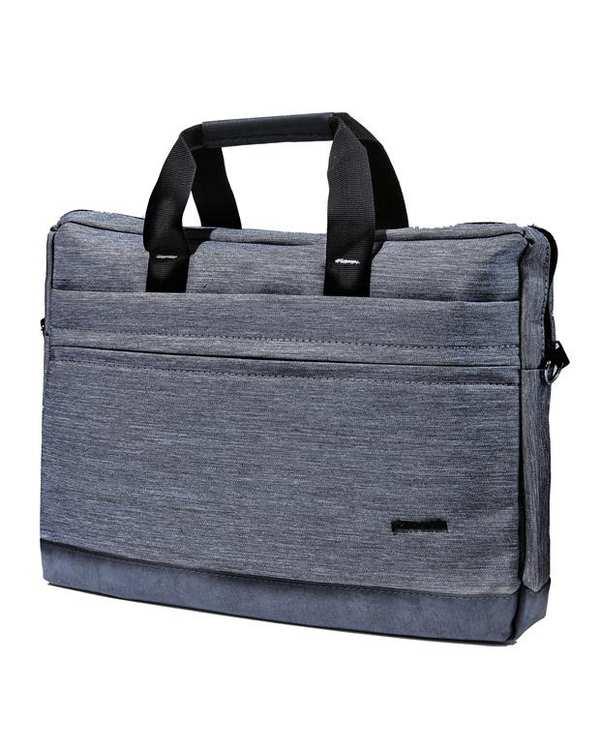 کیف اداری مدل LB07 خاکستری استار بگ