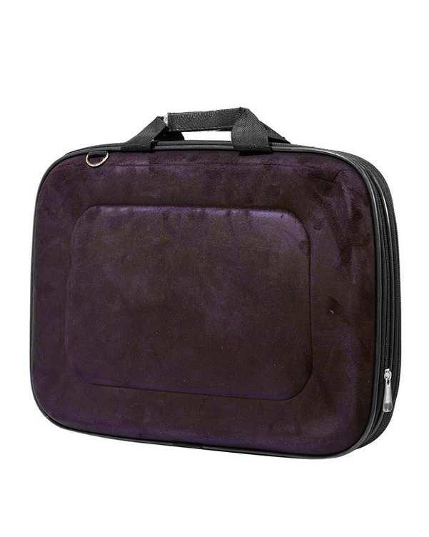کیف اداری مدل LB16 بادمجانی استار بگ