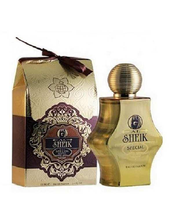 عطر مردانه 100ml Al Sheik Special EDP فراگرنس ورد