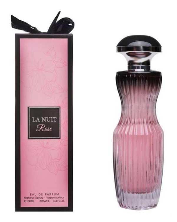عطر زنانه 100ml La Nuit Rose EDP فراگرنس ورد