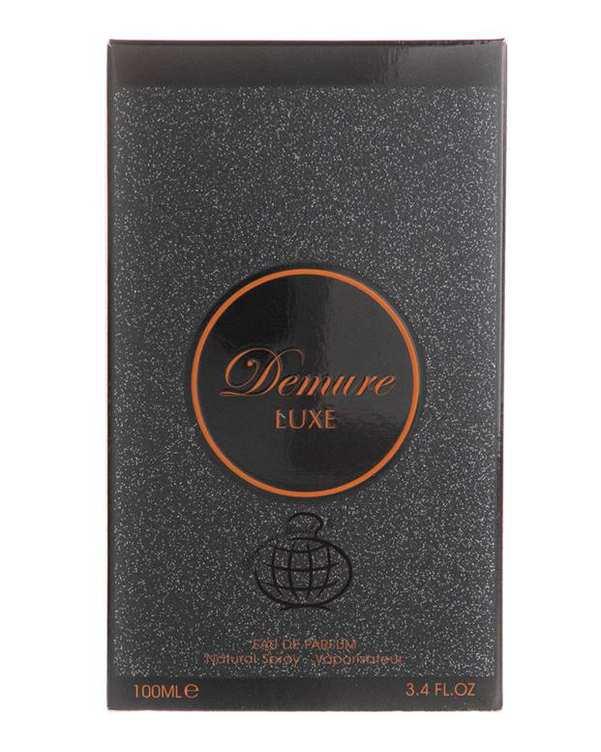 عطر زنانه 100ml Demure Luxe EDP فراگرنس ورد