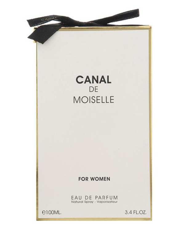 عطر زنانه 100ml Canal de Moiselle EDP فراگرنس ورد