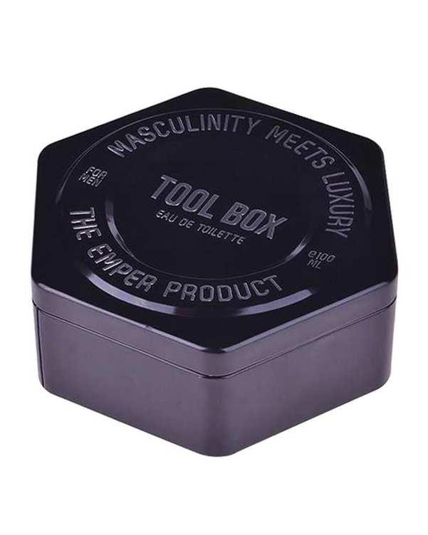 عطر مردانه 100ml Tool Box Silver EDT امپر