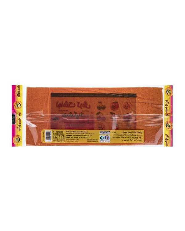 لواشک زردآلو و سیب 90 گرمی خشکپاک