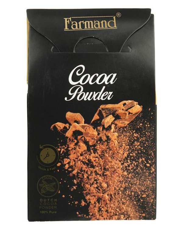 پودر کاکائو 50 گرمی فرمند