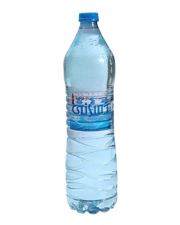 آب معدنی 1.5 لیتری دسانی