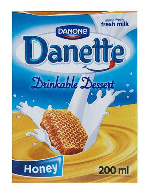 دسر نوشیدنی عسل 200 میلی لیتری دنت
