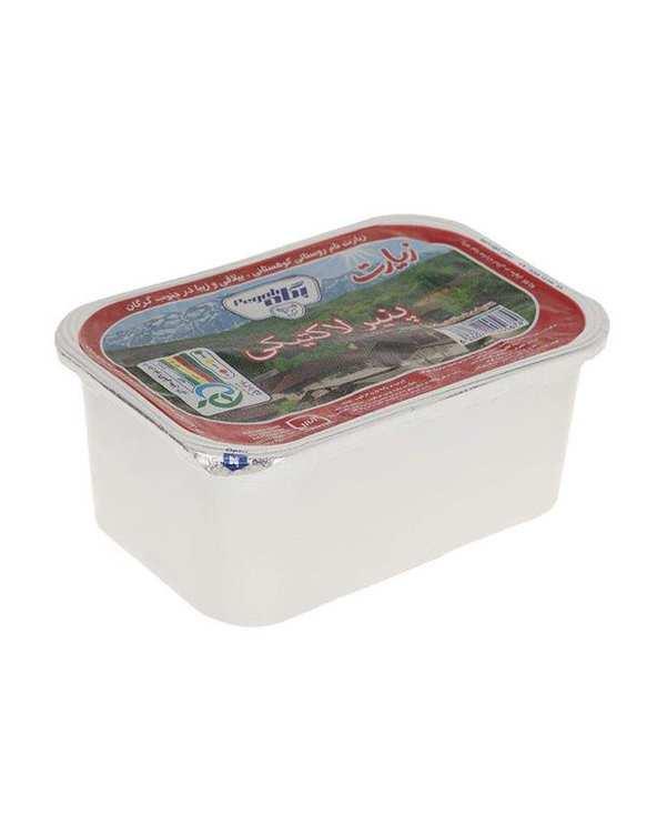 پنیر لاکتیکی 280 گرمی زیارت پگاه