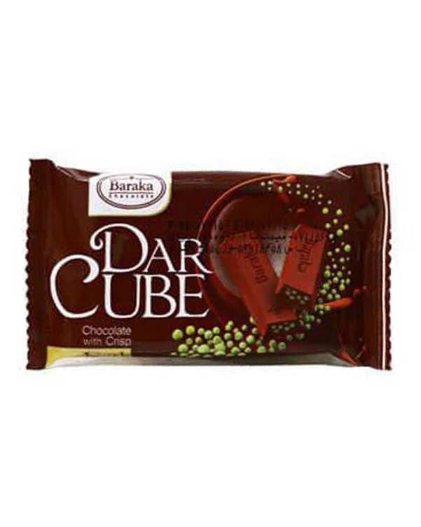 شکلات تلخ تک نفره 45 گرمی باراکا