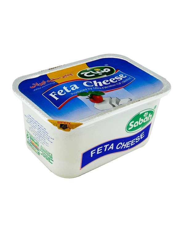 پنیر سفید 400 گرمی صباح