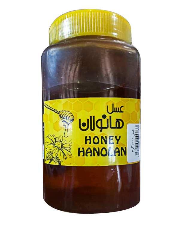 عسل 1000 گرمی هانولان