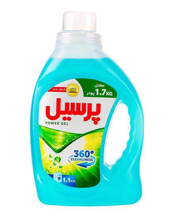 مایع ماشین لباسشویی Cleanlines 360 آبی 1.7 کیلویی پرسیل