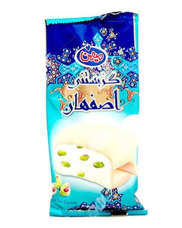 گز بستنی اصفهان میهن
