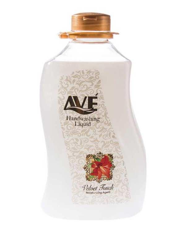 مایع دستشویی صدفی سفید 2500 گرمی Velvet Touch اوه