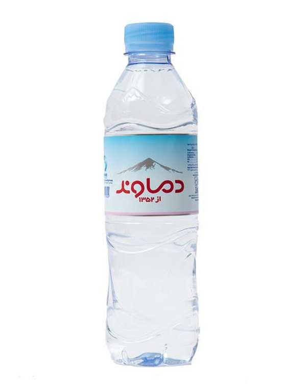 آب آشامیدنی 0.5 لیتری دماوند