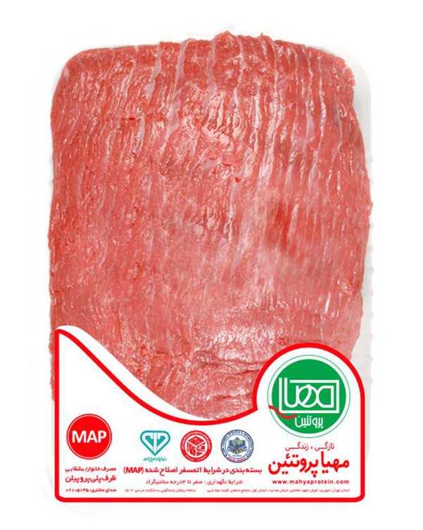 گوشت ران ممتاز گوساله 1 کیلویی مهیا پروتئین