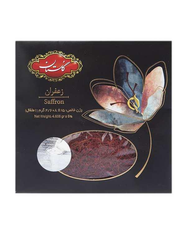 زعفران 1 مثقالی گلستان