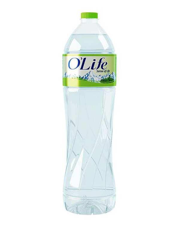 آب آشامیدنی 1.5 لیتری الایف
