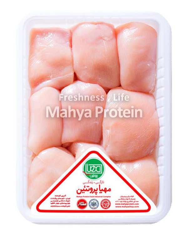 جوجه بی استخوان ساده 900 گرمی مهیا پروتئین