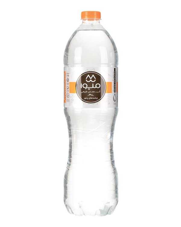 آب معدنی 1.5 لیتری میوا